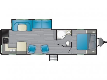 2022 Prowler 280RK Travel Trailer Link to Photo 379883
