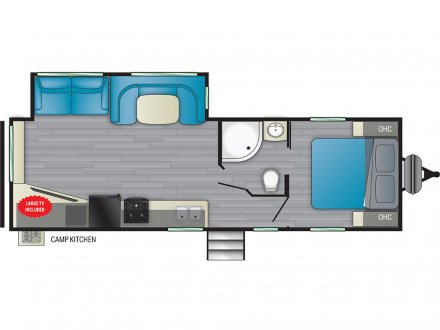 2022 Prowler 276RE Travel Trailer Link to Photo 379892