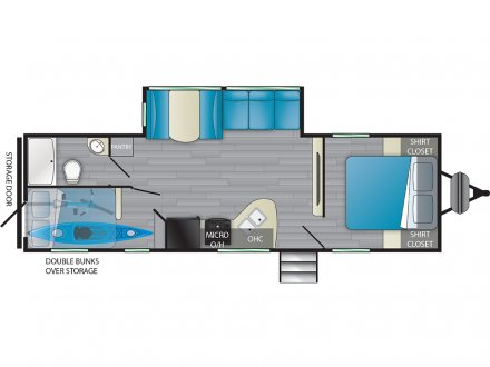 2021 Prowler 271BR Travel Trailer Link to Photo 379893