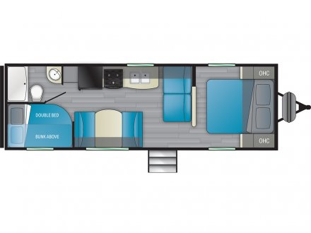 2021 Prowler 250BH Travel Trailer Link to Photo 379896