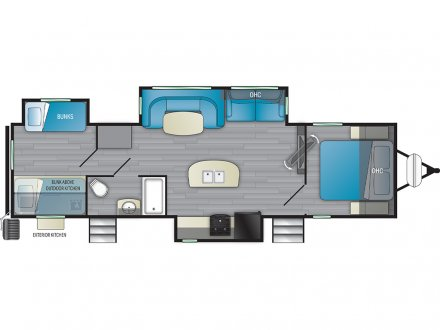 2022 North Trail 33BKSS Travel Trailer Link to Photo 379916