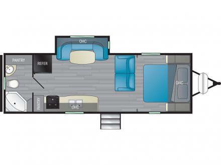 2022 North Trail 22FBS Travel Trailer Link to Photo 379950