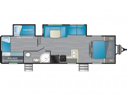 2022 Prowler 320BH Travel Trailer Link to Photo 393270