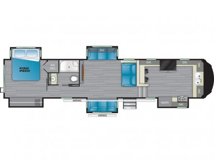 2022 Big Country 3895FK Fifth Wheel Link to Photo 399544