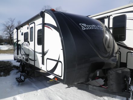 2014 North Trail 22RBK Travel Trailer Link to Photo 34013