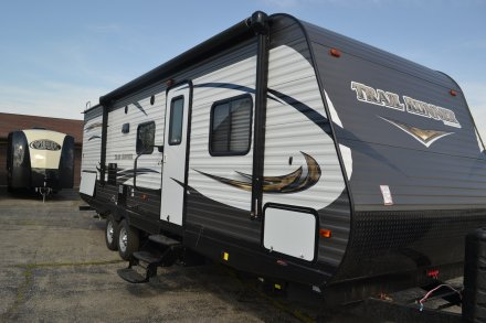 2017 Trail Runner 275ODK Travel Trailer Link to Photo 111133