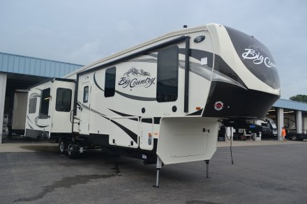 2017 Big Country 3650RL Fifth Wheel Link to Photo 121385
