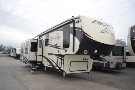2017 Big Country 4010RD Fifth Wheel Link to Photo 132302