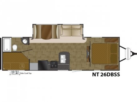 2017 North Trail 26DBSS Travel Trailer Link to Photo 132773