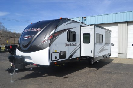 2017 North Trail 26DBSS Travel Trailer Link to Photo 137057