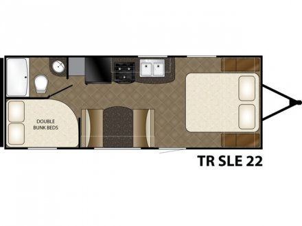2018 Trail Runner SLE 22SLE Travel Trailer Link to Photo 141350