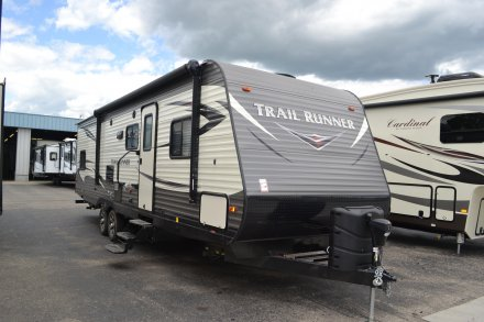 2018 Trail Runner 30USBH Travel Trailer Link to Photo 149921