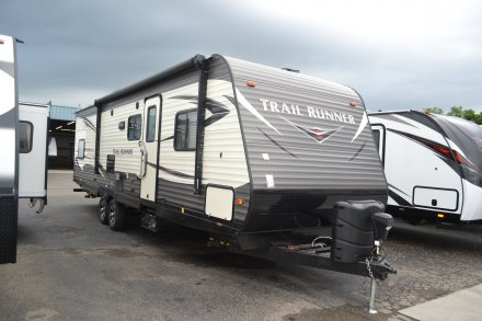 2018 Trail Runner 30USBH Travel Trailer Link to Photo 148985