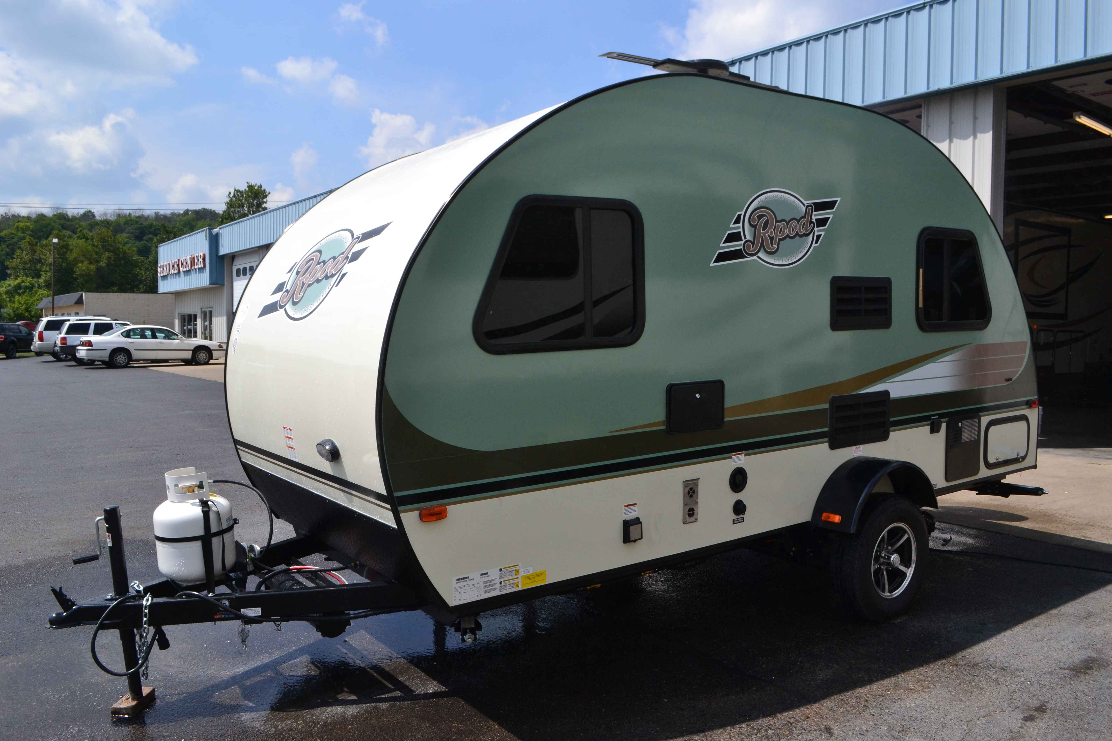 Rpod For Sale >> 2019 R Pod 191 Travel Trailer By Forest River On Sale Rvn13492